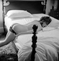 erotisme noir et blanc