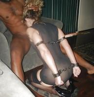 ma femme forcee de sucer un black